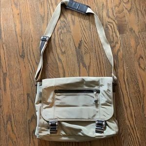 Banana Republic Laptop Shoulder Bag
